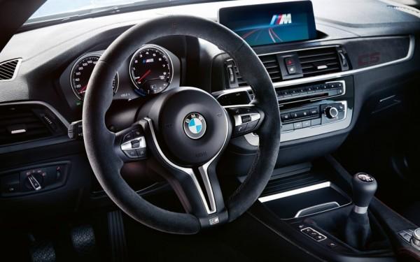 BMW M2 CS Lenkrad Alcantara M2 F87