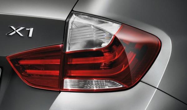 BMW Nachrüstsatz Blackline High Heckleuchten X1 E84