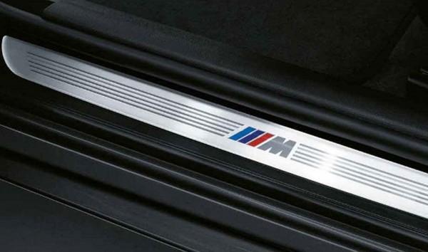 BMW Satz M Einstiegsleisten vorne 1er E82 E88
