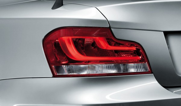 BMW Nachrüstsatz Blackline High Heckleuchten LCI 1er E82 E88