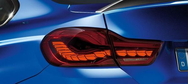 BMW OLED Heckleuchten Rückleuchten Satz M4 F82 CS GTS