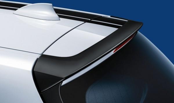 BMW M Performance Satz Heckspoiler & Heckfinnen schwarz matt F20 F21