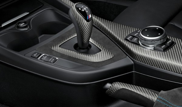 BMW M Performance Interieur-Kit Carbon / Alcantara F87 M2 Competition LCI