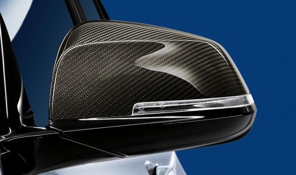 BMW M Performance Satz Carbon Außenspiegelkappen F-Serie