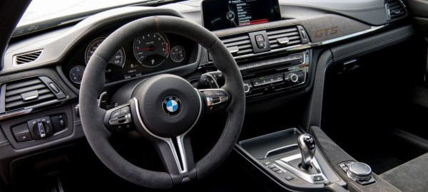 BMW GTS Lenkrad Alcantara M3 F80 M4 F82 F83