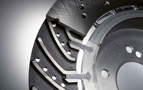 BMW Performance Satz Sportbremsscheiben HA (324x22 mm)