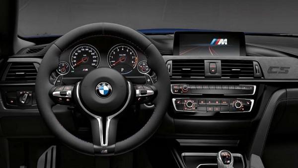 BMW CS Lenkrad Alcantara M3 F80 M4 F82 F83