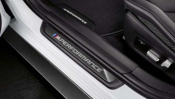BMW M Performance Einstiegsleisten Carbon Satz 4er G22 G23 M4 G82 G83