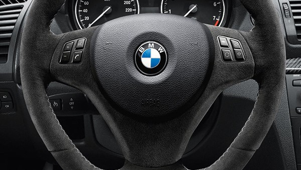 BMW Performance Lenkradblende Alcantara Multifunktion E-Reihe