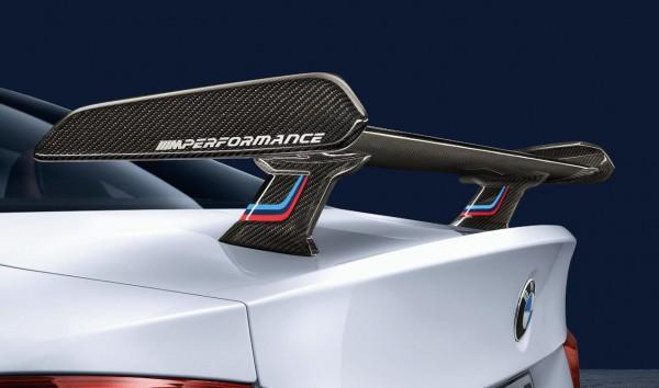 BMW M Performance Heckspoiler Carbon durchströmt F22 F30 F32 F80 F82 F87 M2 M3 M4