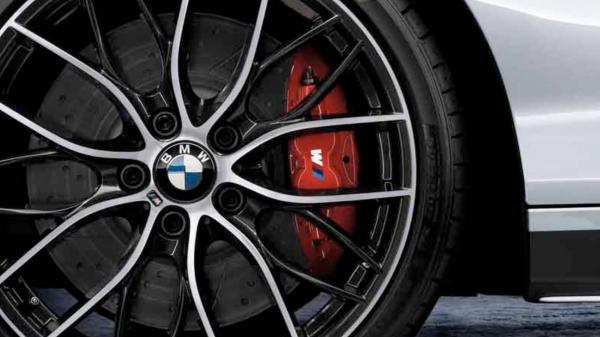 """BMW M Performance 18"""" Bremsanlage inkl. Performance Bremsscheiben F-Serie 1er 2er 3er 4er"""