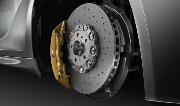 BMW Nachrüstsatz Carbon-Keramik Bremse M3 F80 M4 F82 F83