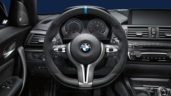 BMW M Performance Pro Lenkrad F-Serie