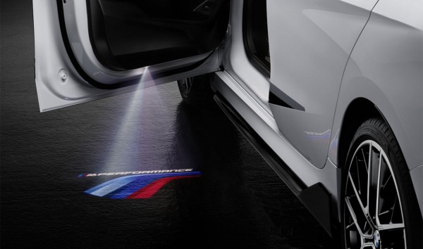 BMW M Performance Logos (Dias) für LED-Türprojektoren