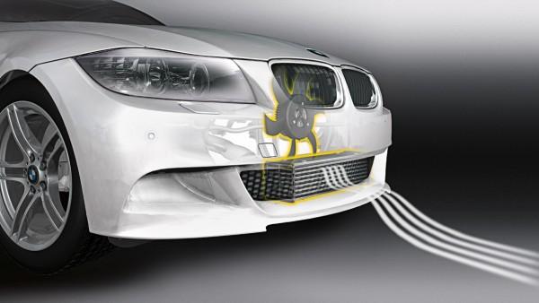 BMW Performance Ladeluftkühler LLK Diesel E-Reihe