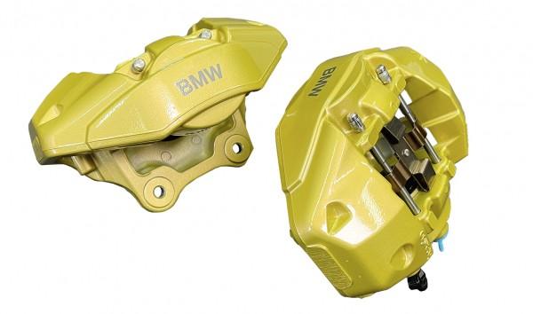 BMW Performance Bremssättelgehäuse Hinterachse Satz links rechts 1er 3er E-Serie